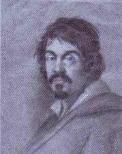 Portrait of Michelangelo da Caravaggio