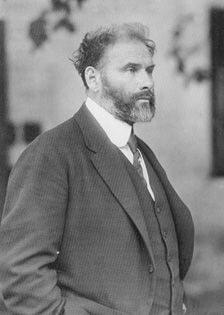 Портрет Густава Климта