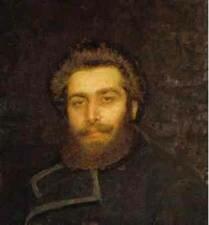 Портрет Архипа Ивановича Куинджи