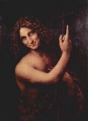 Леонардо да Винчи. Иоанн Креститель